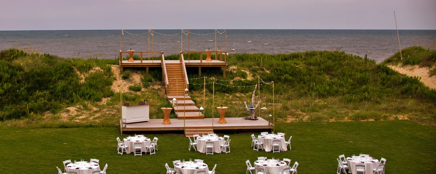 Beachfront Event Lawn